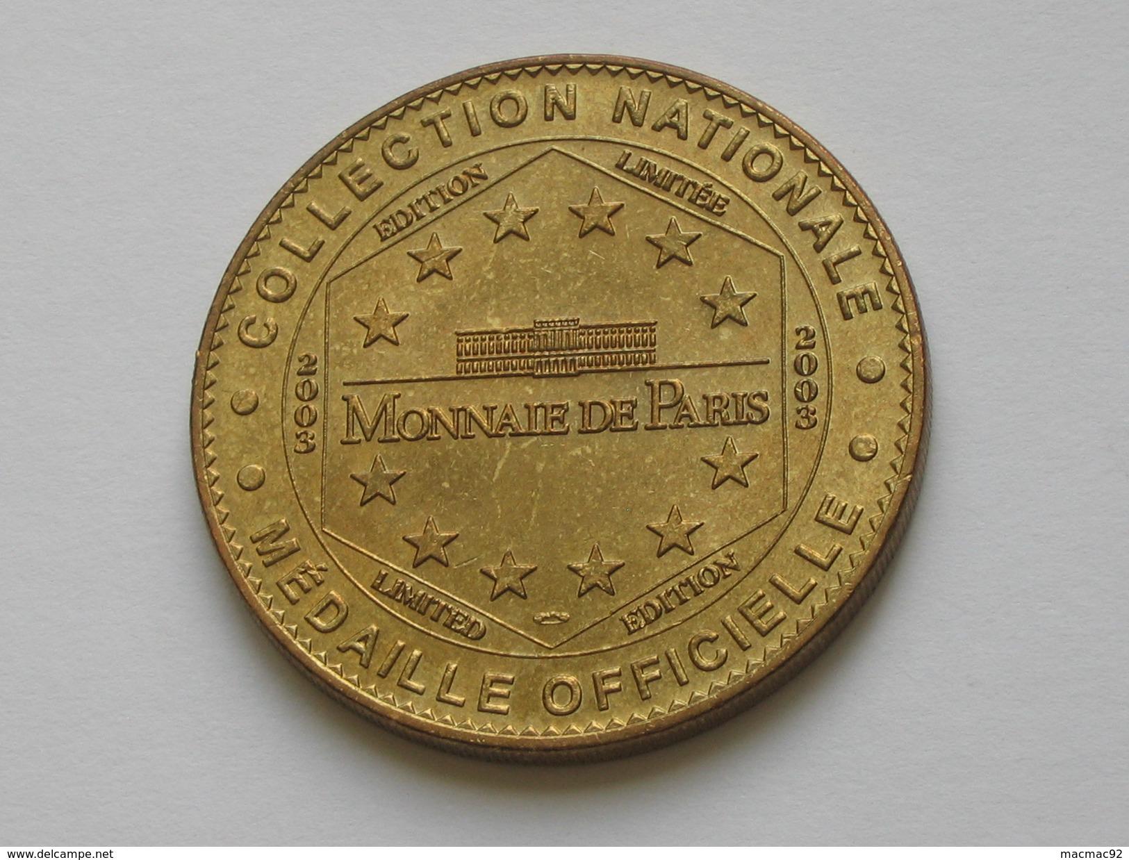 Monnaie De Paris  2003 -CLERMONT-FERRAND Ville D'art    **** EN ACHAT IMMEDIAT  **** - Monnaie De Paris