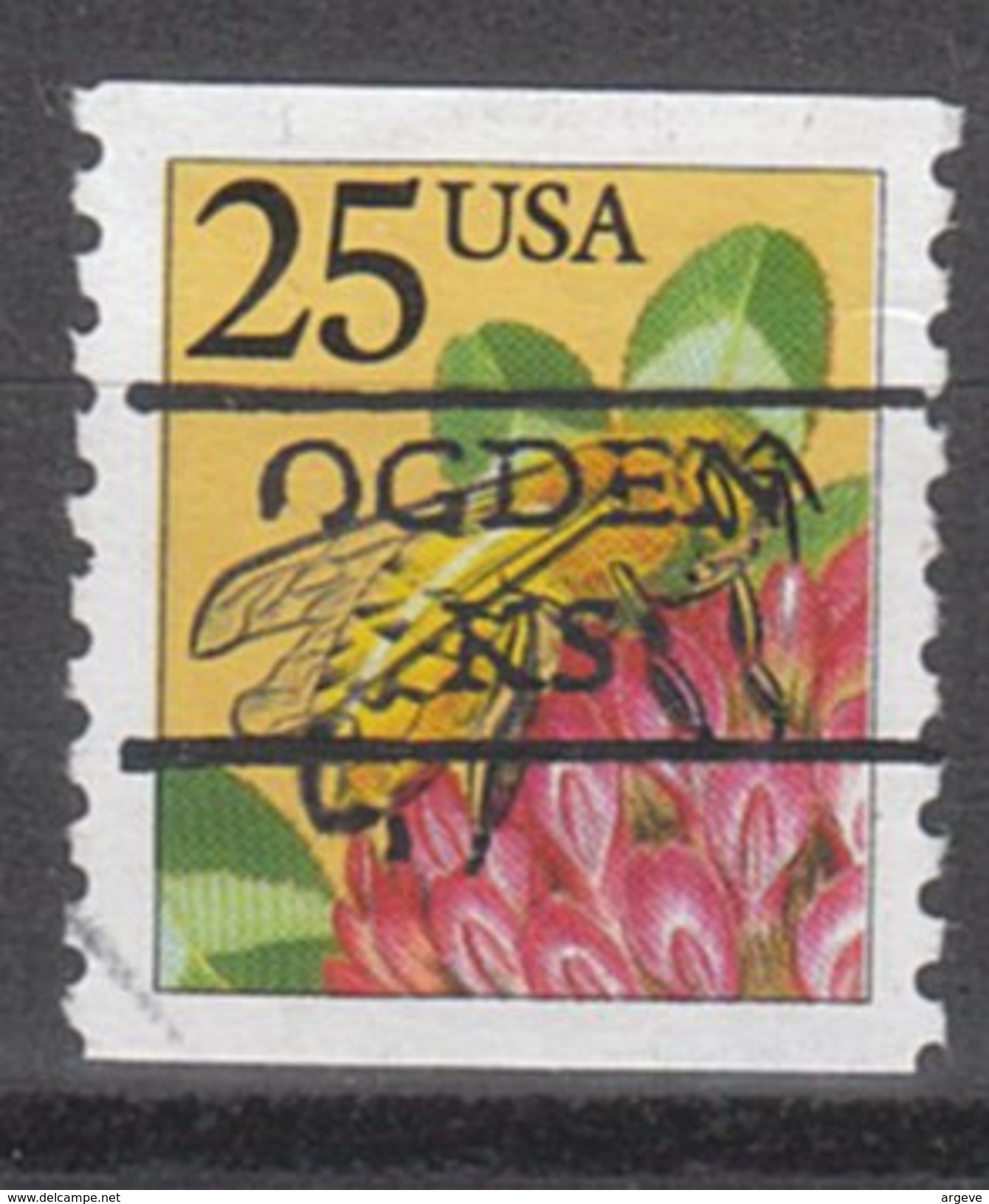 USA Precancel Vorausentwertung Preos Locals Kansas, Ogden 877 - Vereinigte Staaten