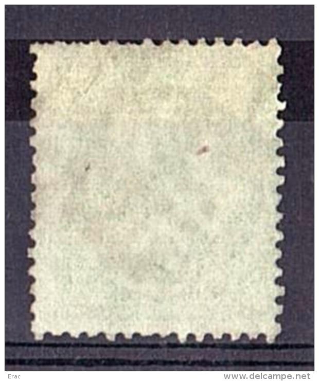 France - Napoléon III - N° 20 - GC 204 ( Les Aubiers) - 1862 Napoleon III