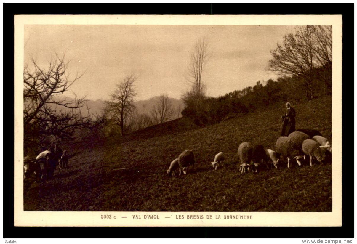 88 - VAL D'AJOL - LES BREBIS DE LA GRAND-MERE - Autres Communes