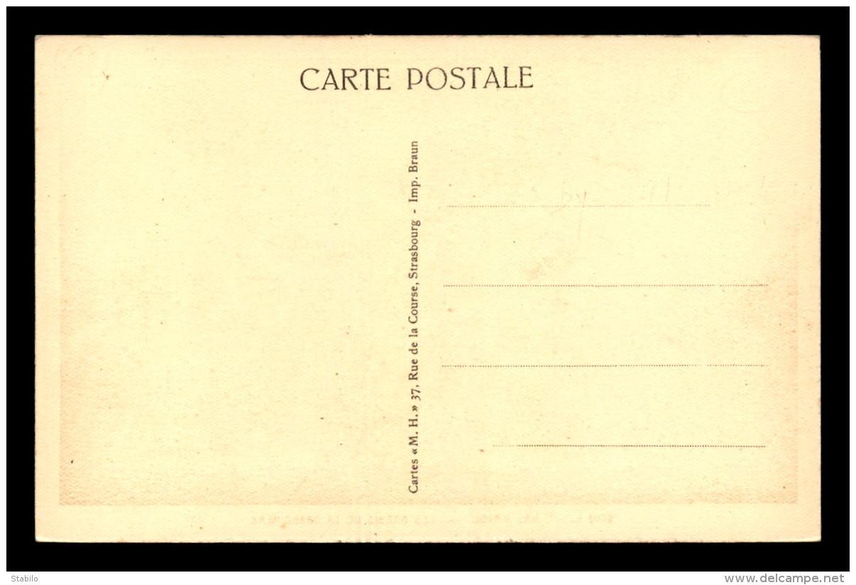 88 - VAL D'AJOL - LES BREBIS DE LA GRAND-MERE - France