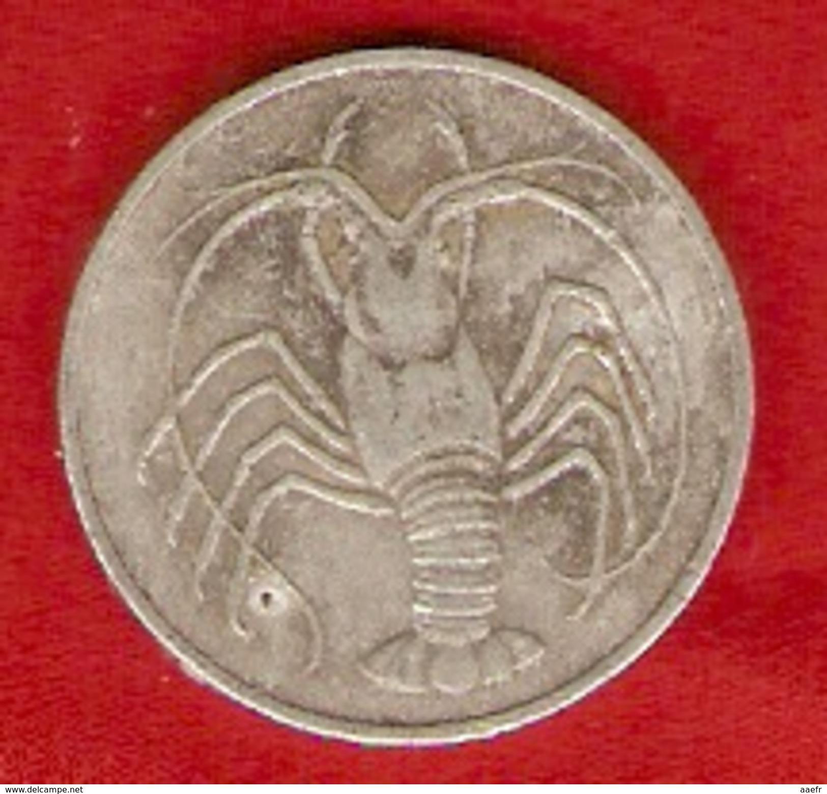 Monnaie - Yemen - 5 Fils  - 1973 - KM4 - Peoples Democratic Republic Of Yemen (Aden) - Yémen