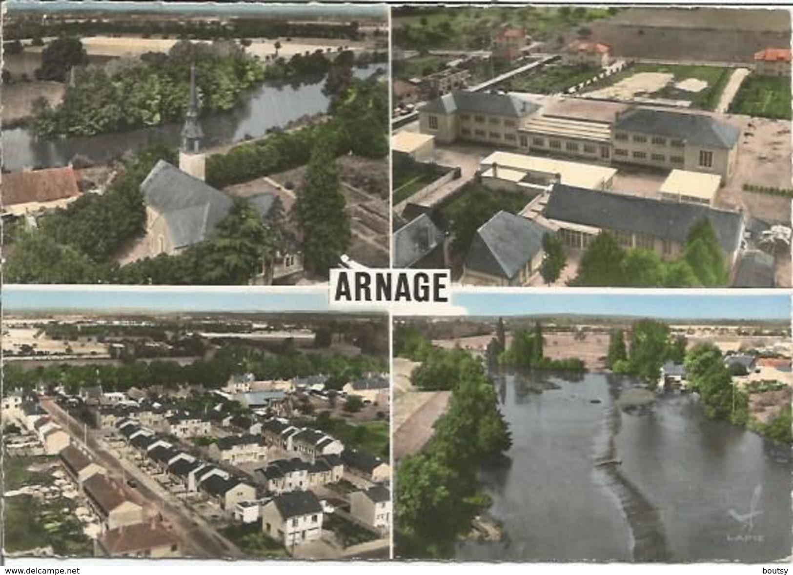 72 Arnage - France