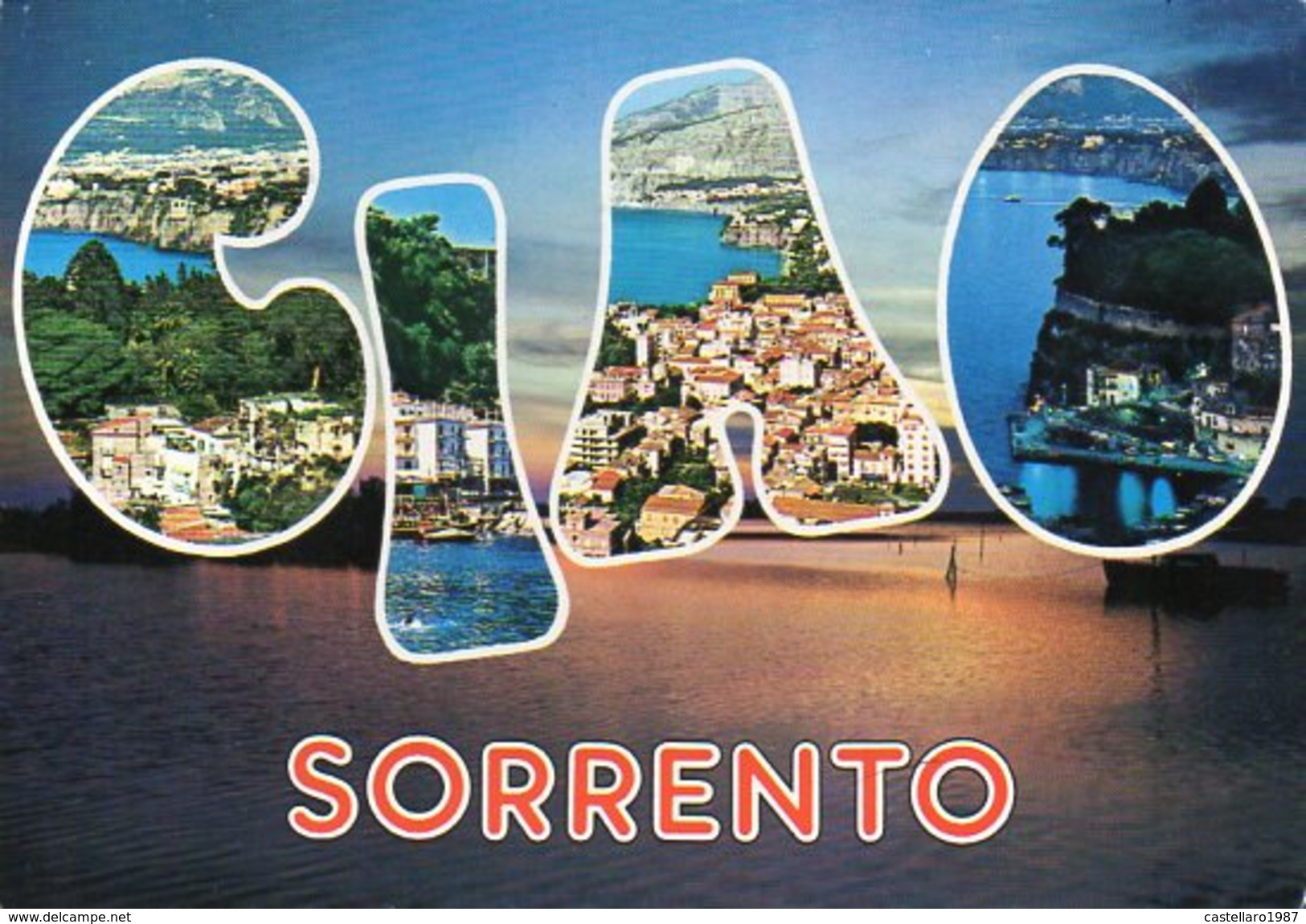 SORRENTO - Vedute - Italia