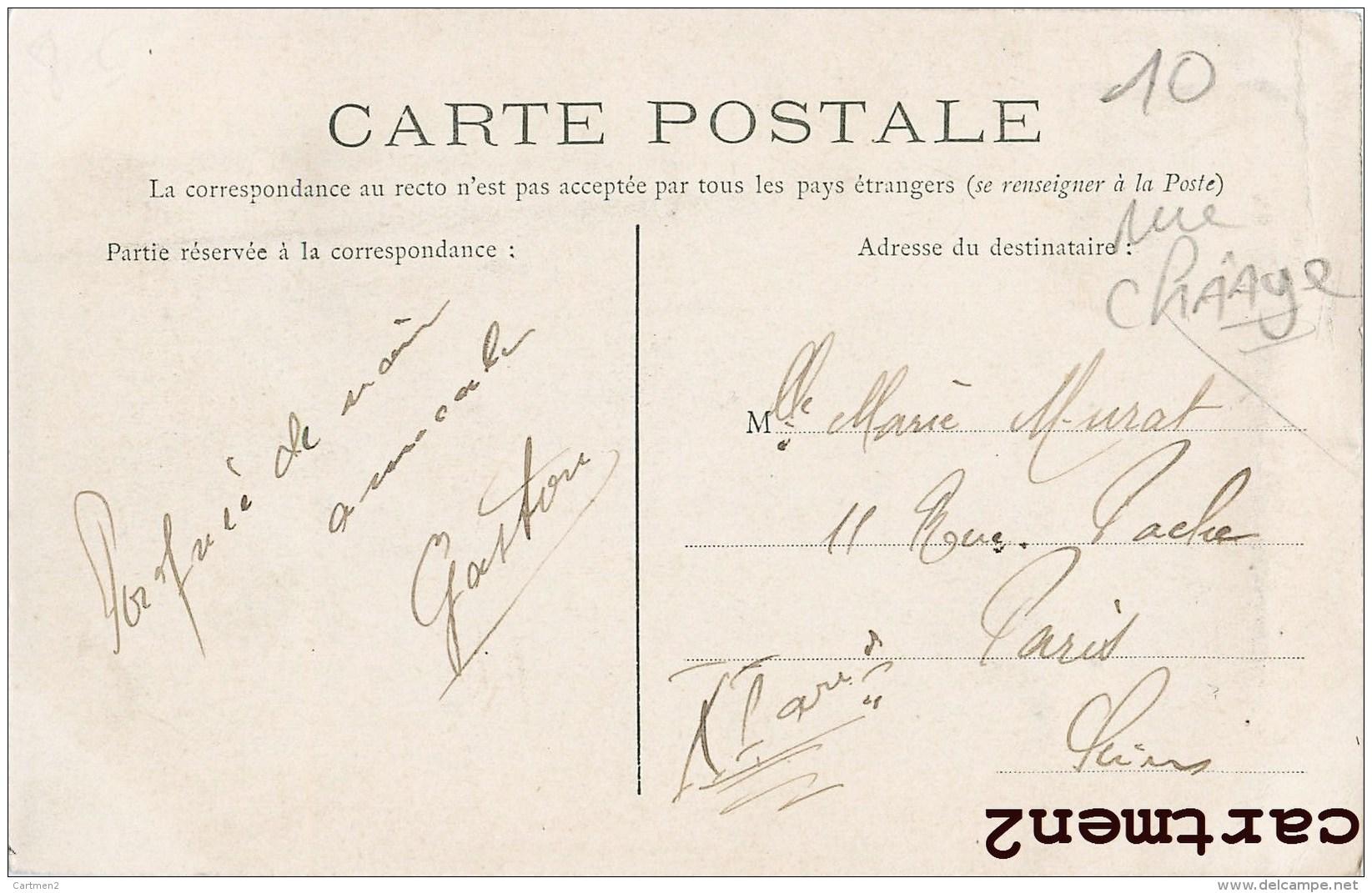 MEAUX RUE DE CHAAGE TRES ANIMEE PASSAGE A NIVEAU MILITAIRE SOLDATS 77 - Meaux