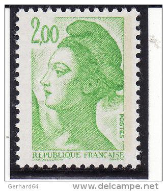 France 1982 - N° 2188a - 1 Bande De Phosphore à Droite (au Lieu De 2) Neuf** - 1er Choix - Unused Stamps
