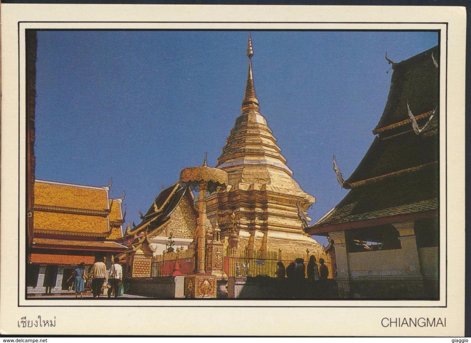 °°° 4844 - THAILAND - CHIANGMAI °°° - Tailandia