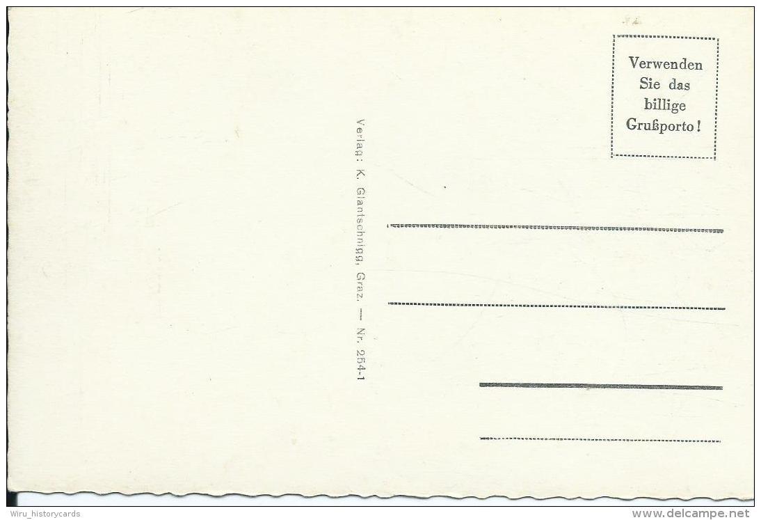 AK 0680  Fischbach - Verlag Glantschnigg Um 1950-60 - Weiz