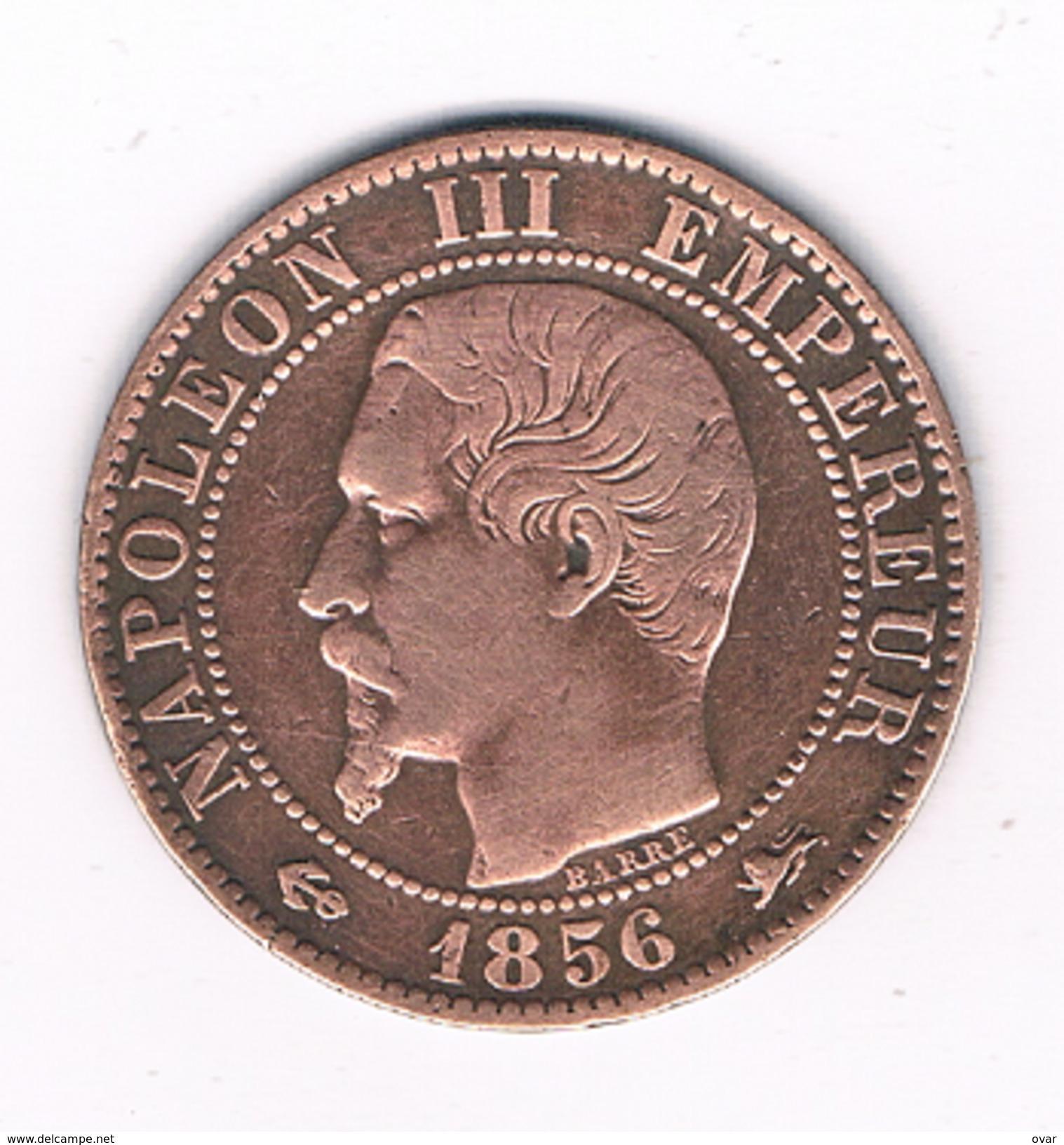 5 CENTIMES 1856 D FRANKRIJK /1527C/ - France