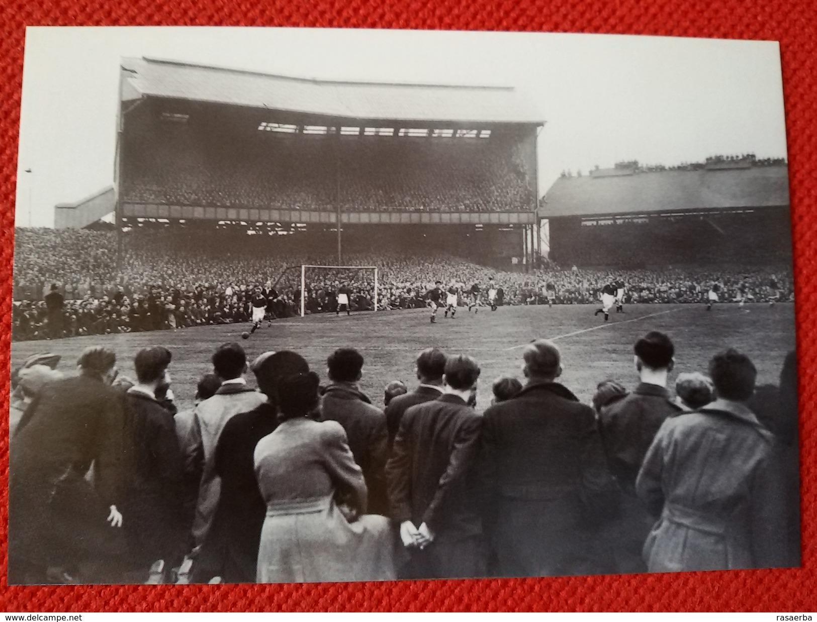 3/5 London Stamford Bridge Chelsea Stadium Cartolina Stadio Postcard Stadion AK Carte Postale Stade Estadio - Calcio