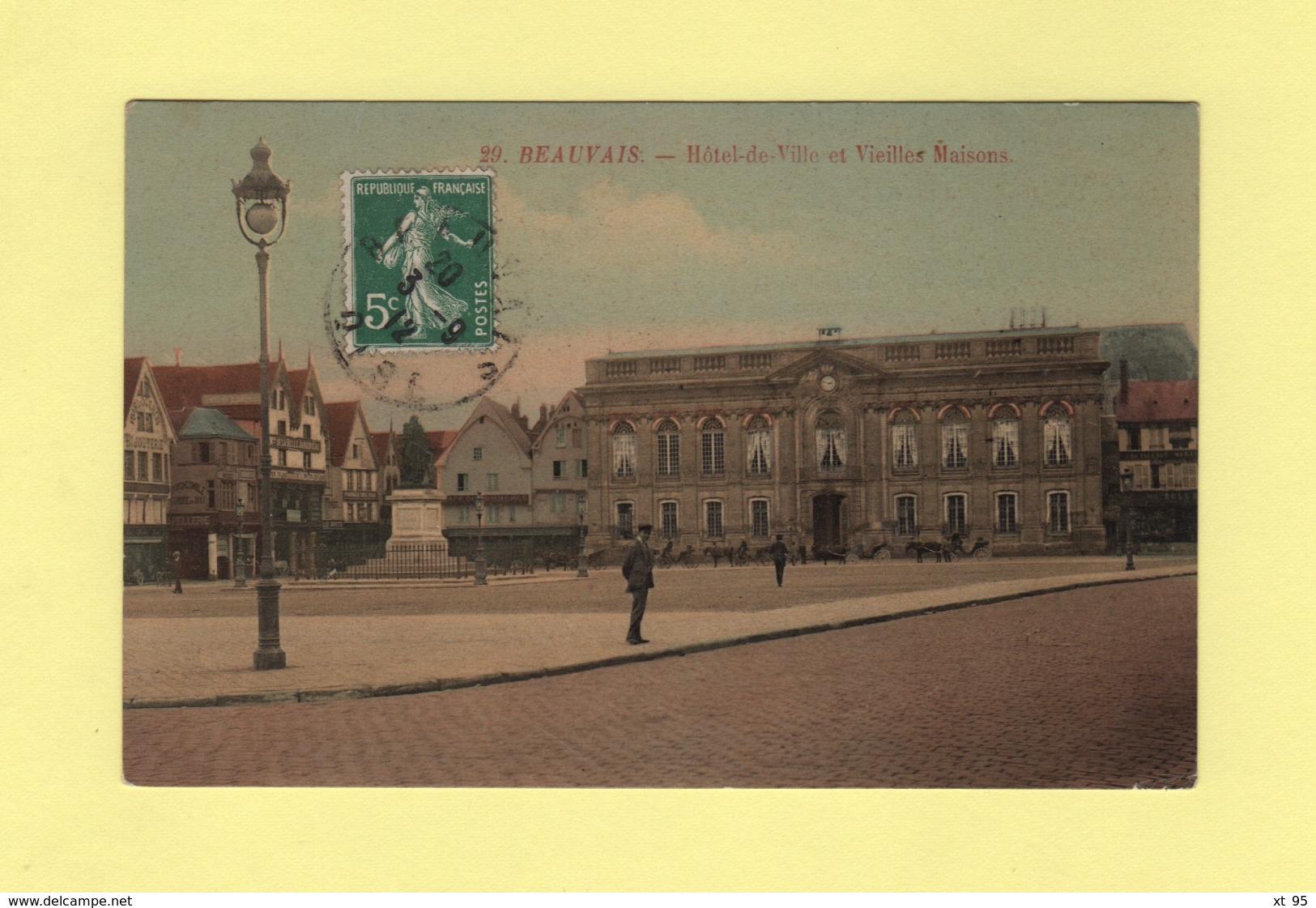 Beauvais - Hotel De Ville Vieilles Maisons - Beauvais