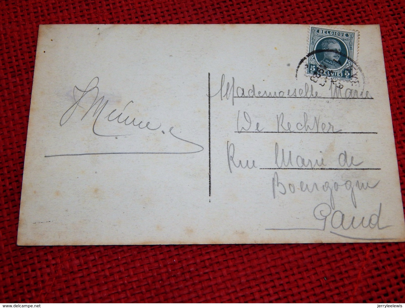 DOORNZELE  -  Molenhoek  -  1923 - Evergem