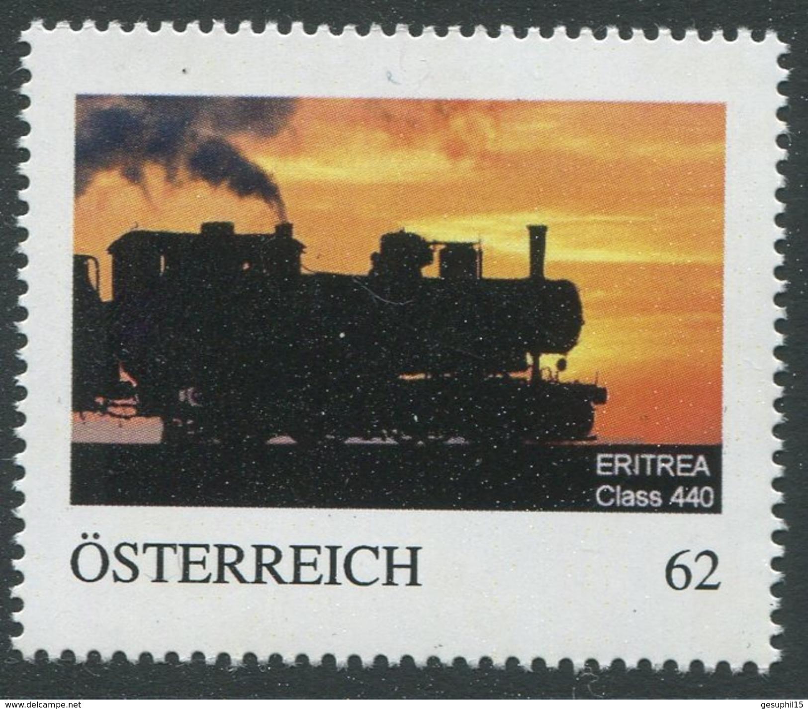 ÖSTERREICH / Lokomotive Eritrea Class 440 / Postfrisch / ** / MNH - Österreich
