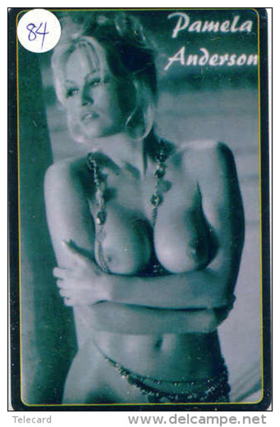 PAMELA ANDERSON * Telecarte * Telefonkarte * Phonecard (84) CINEMA FILM MOVIE KINO - Cinema