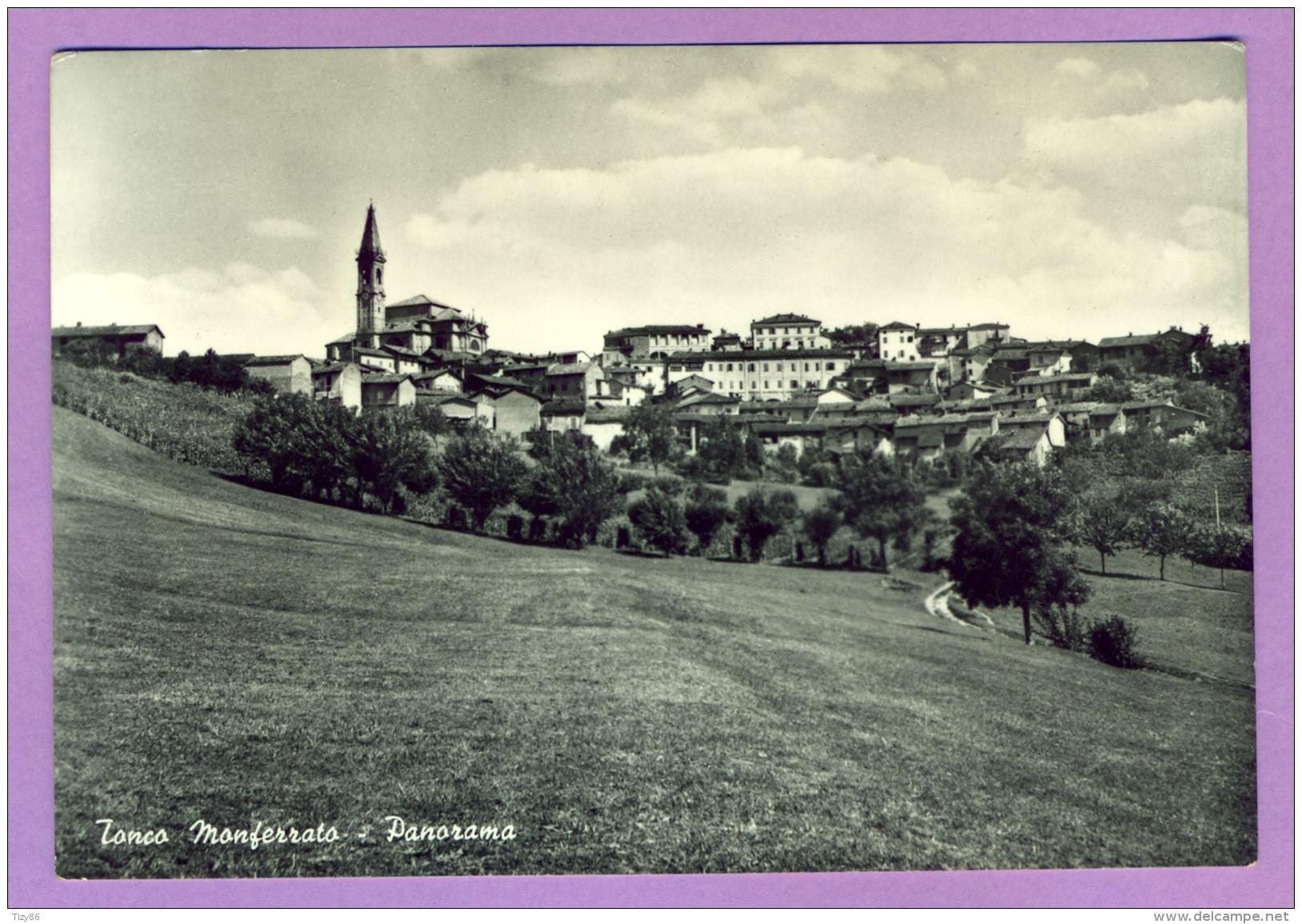 Tonco Monferrato - Panorama - Alessandria