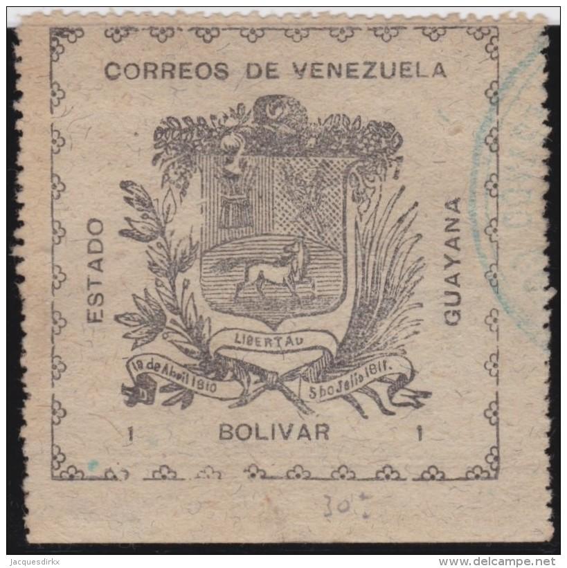 Venezuela          .    Yvert      .       86     .       O      .    Gebruikt   .     /    .    Cancelled - Venezuela