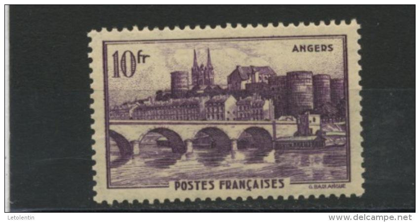 FRANCE - ANGERS - N° Yvert 500** - France
