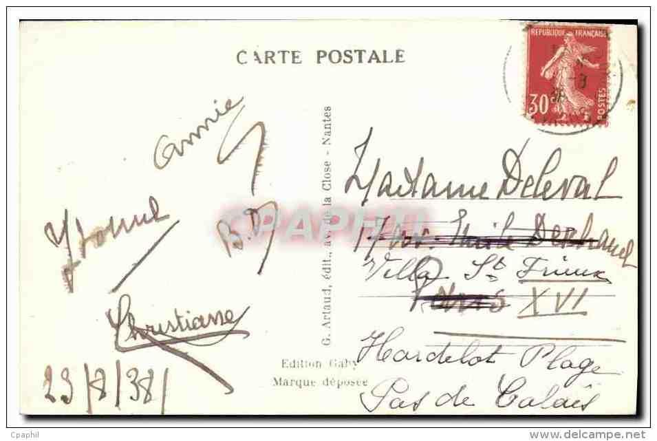 CPA Arromanches Les Bains Vue Generale Prise Des Falaises De Fresne - Arromanches