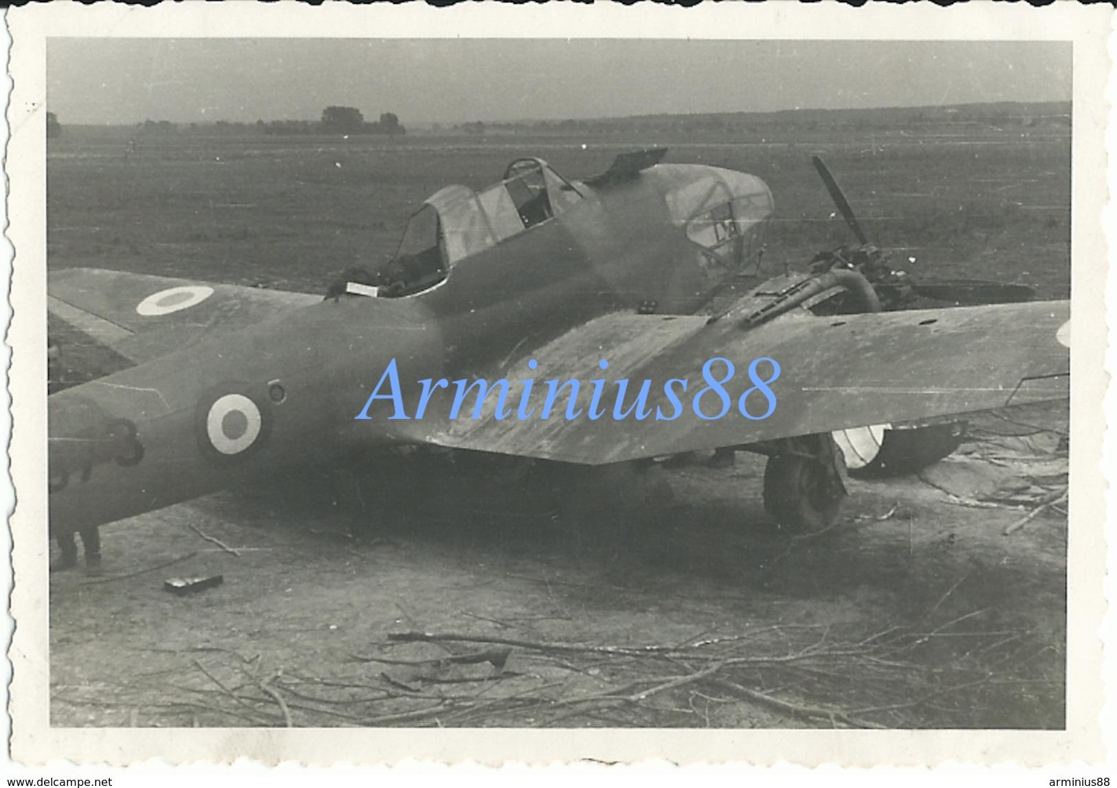 Campagne De France 1940 - Armée De L'air - Avions Français - Potez 63.11 - Chasseur Bimoteur - Aviation