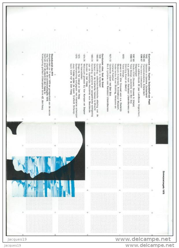 Nederland Eerstedagblad Zomerpostzegels 1978 Met NVPH 1153-1156 Gestempeld - 1949-1980 (Juliana)