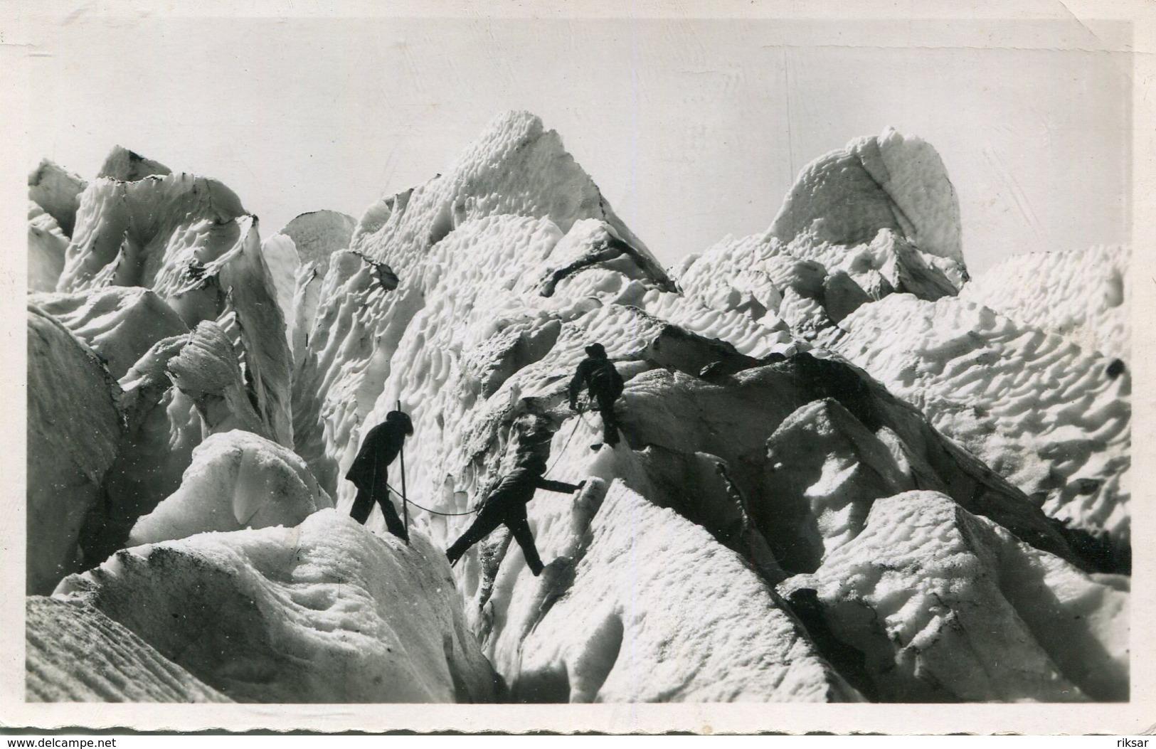 ALPINISME(CHAMONIX) - Alpinisme