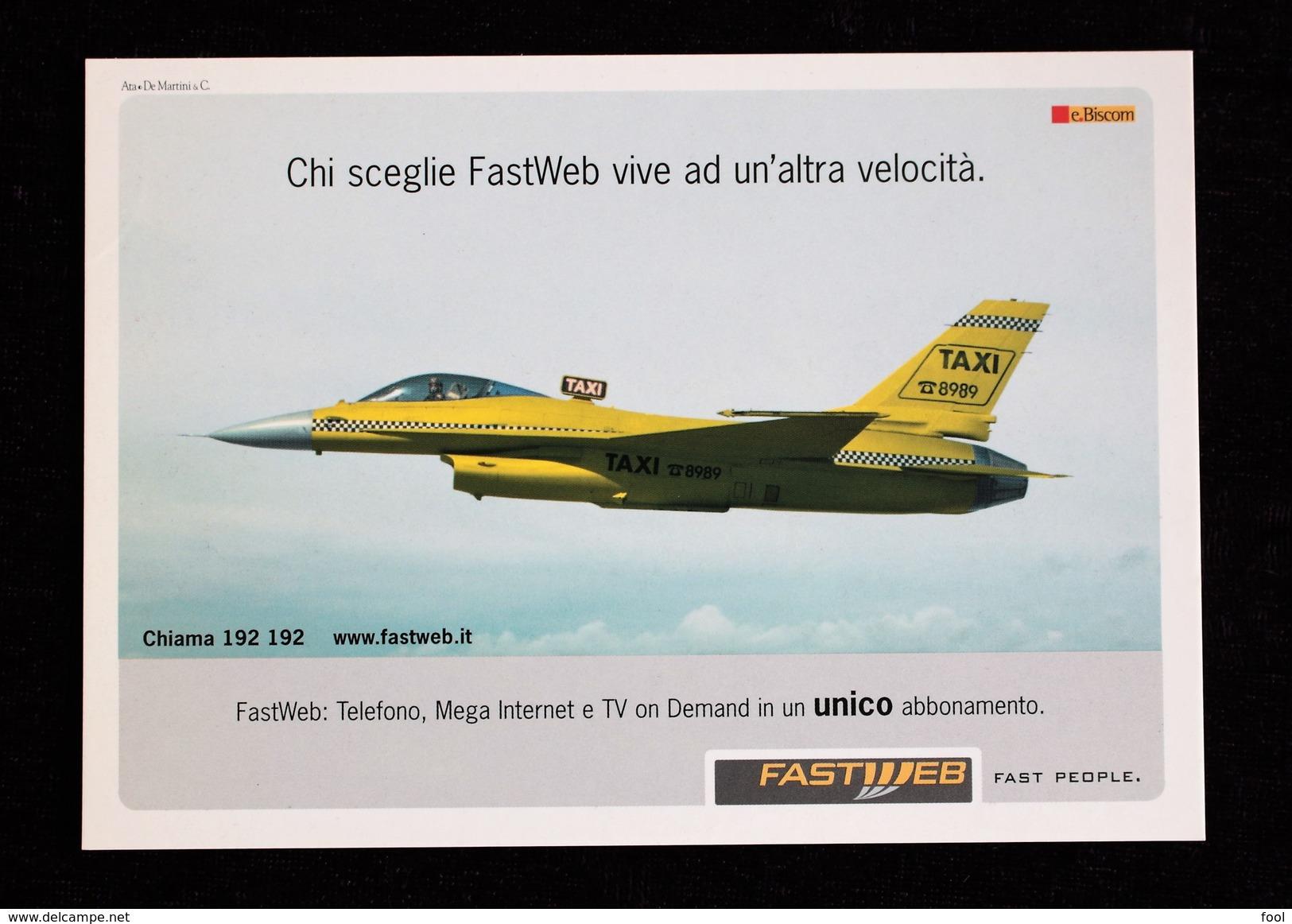 Avion De Chasse Jaune Taxi Yellow - Avions