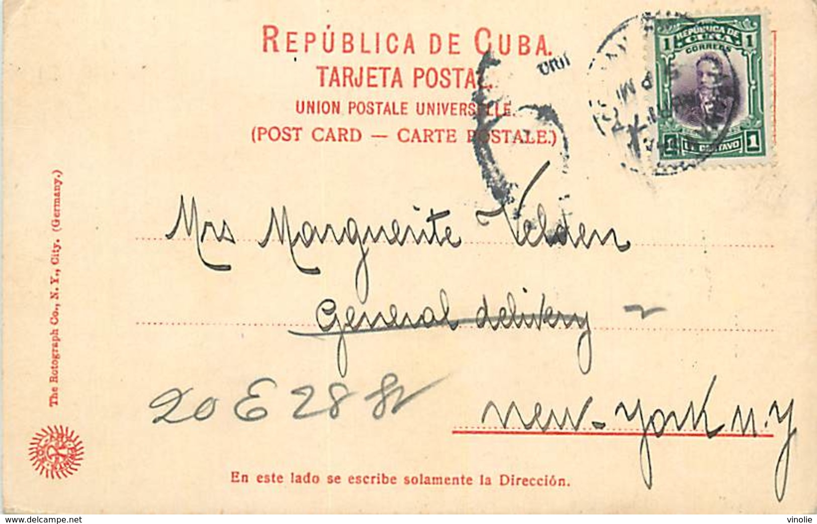 A-17.5604 :  A SHOE MERCHANT. VENDEDOR DE ZAPATOS. HABANA. CUBA - Cuba
