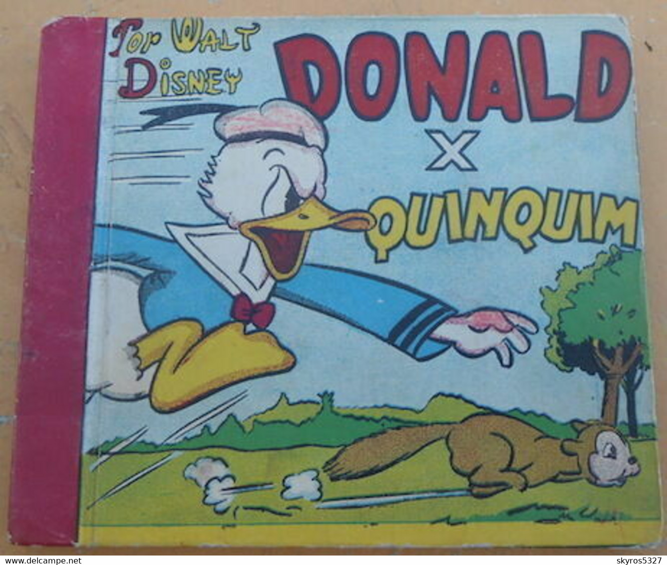 Donald X Quinquim - Livres, BD, Revues