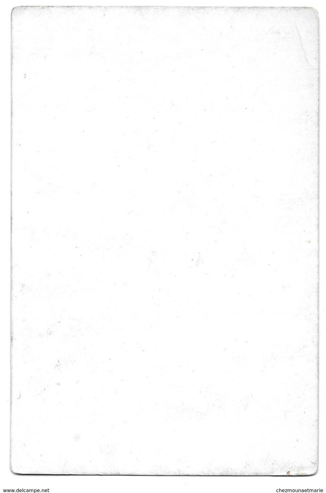 ALGERIE ALGER - HOMME JUIF - PORTRAIT ALGERIEN - JUDAISME JUDAICA - CDV PHOTO GEISER 16.5 X 10.5 CM PASSAGE MALAKOFF - Anonymous Persons