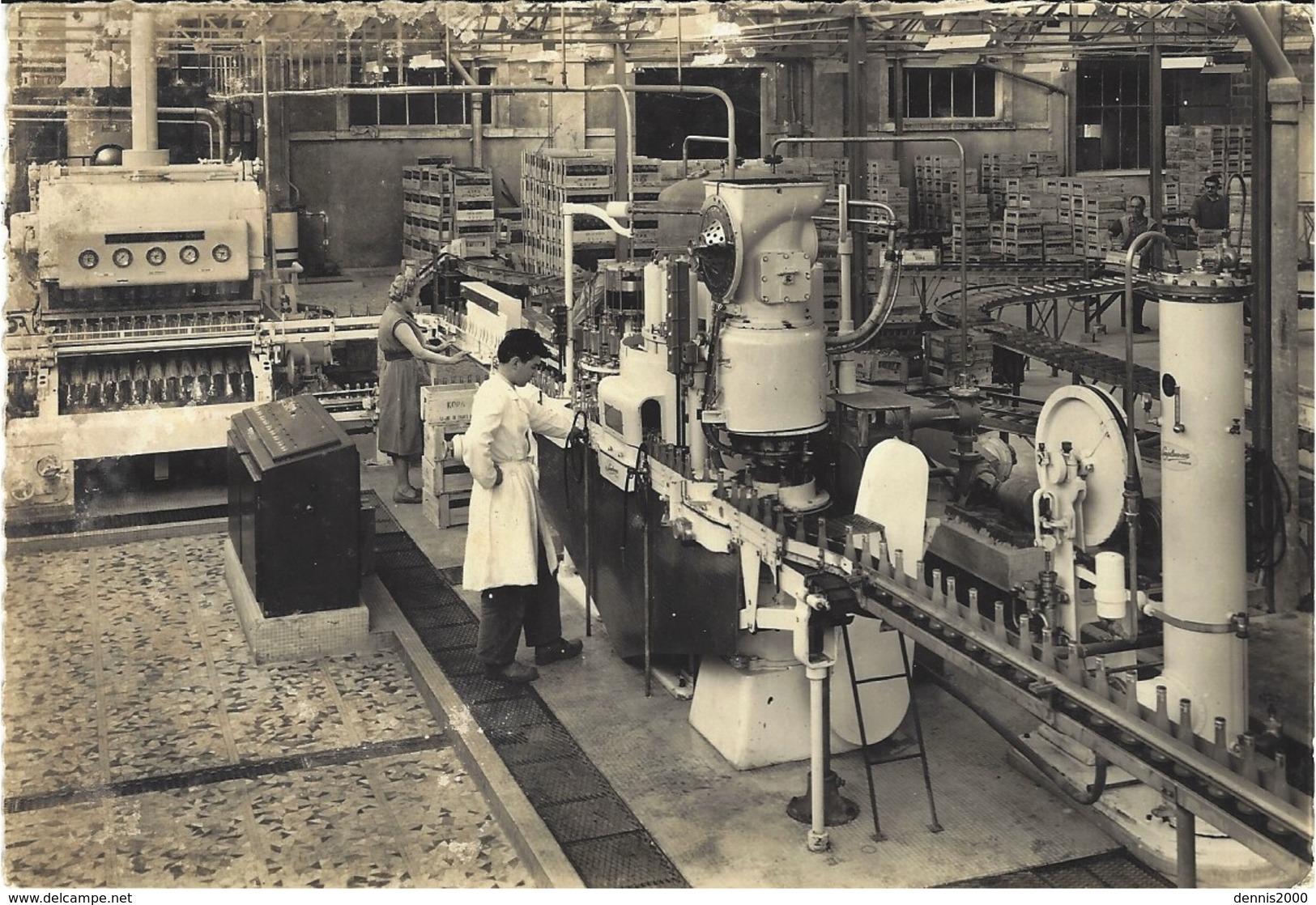 RABLAY-SUR-LAYON - Intérieur De L'usine SODAS Photo P. Bruel - Autres Communes