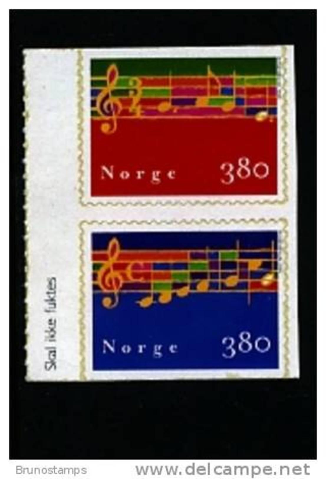 NORWAY/NORGE - 1998  CHRISTMAS  SET   MINT NH - Norvegia
