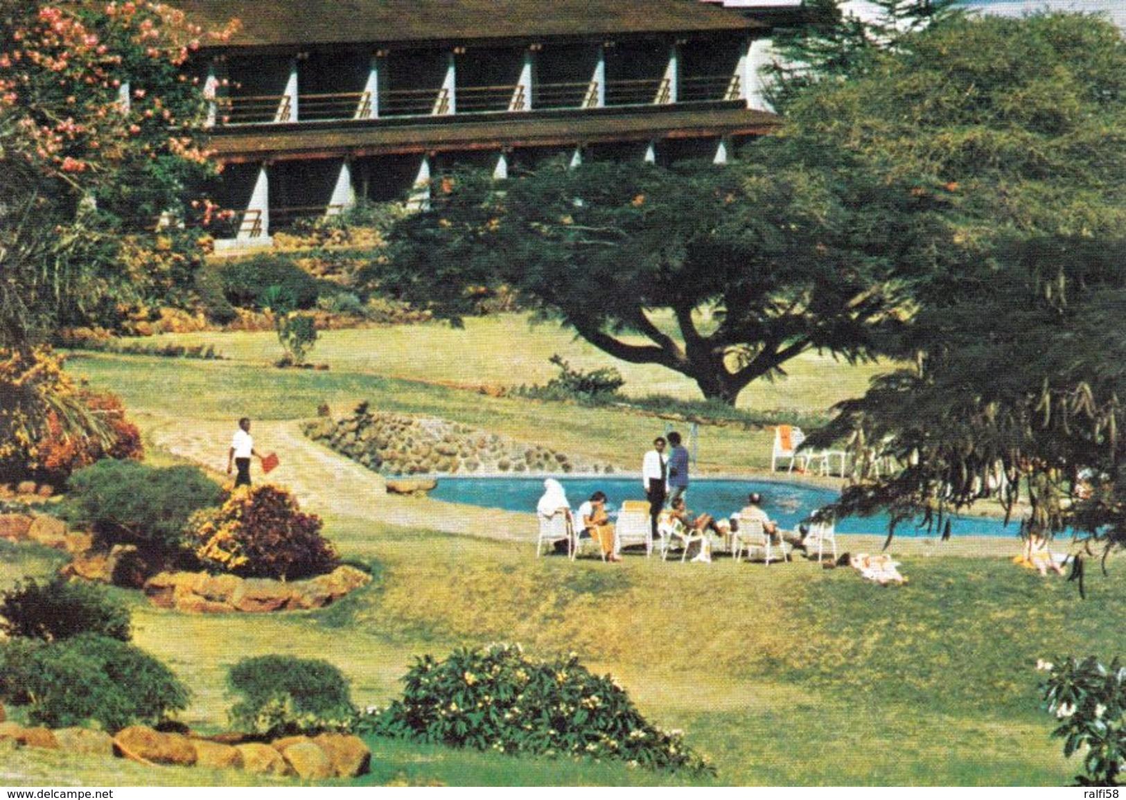 1 AK Tansania * Hotel Im Lake-Manyara-Nationalpark * - Tansania