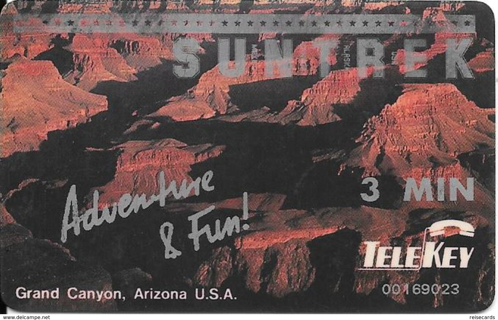 TeleKey: Suntrek - Grand Canyon, Arizona - Sonstige