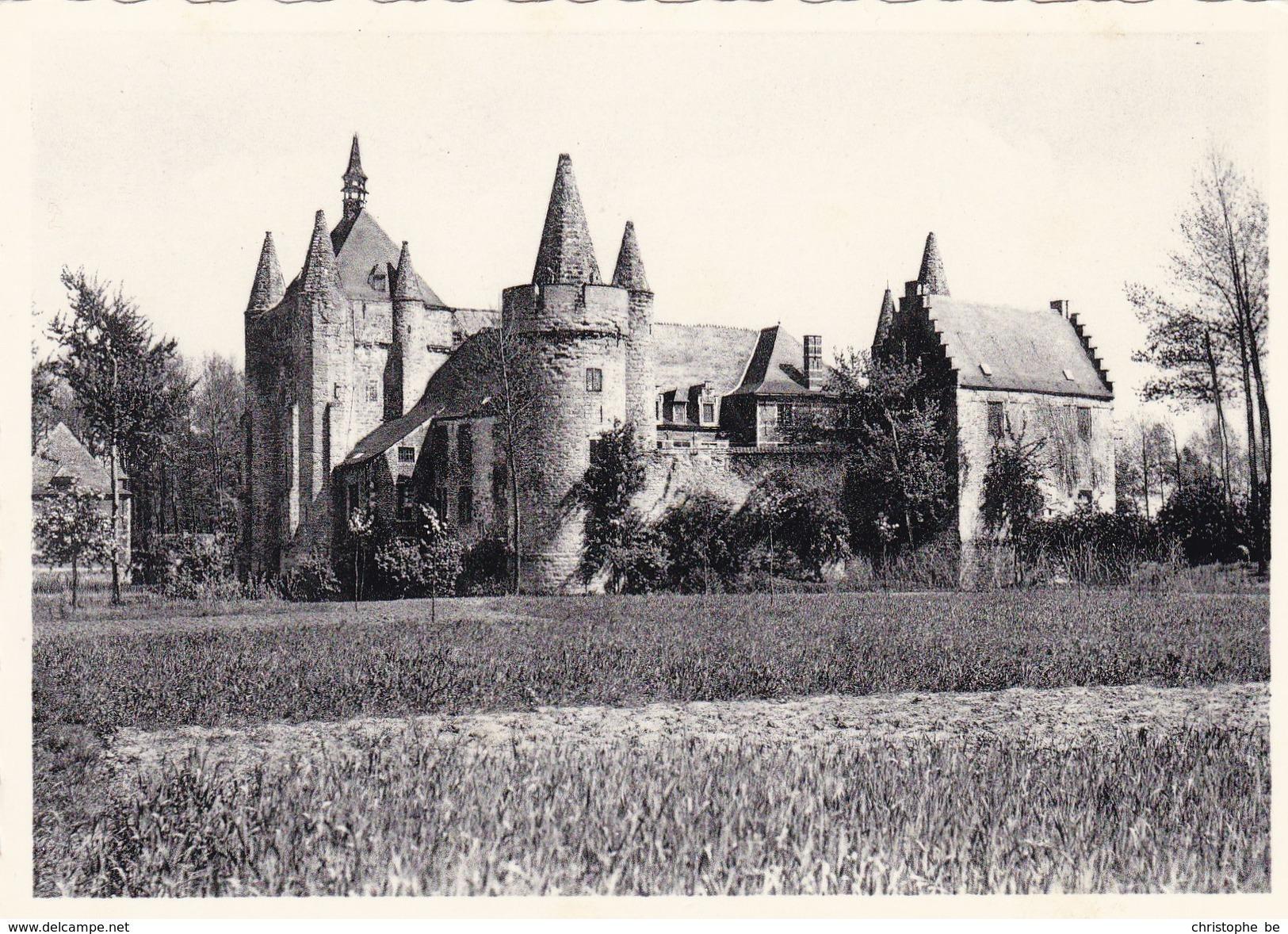 Feodaal Kasteel Van Laarne, Château Féodal De Laarne (pk36324) - Laarne