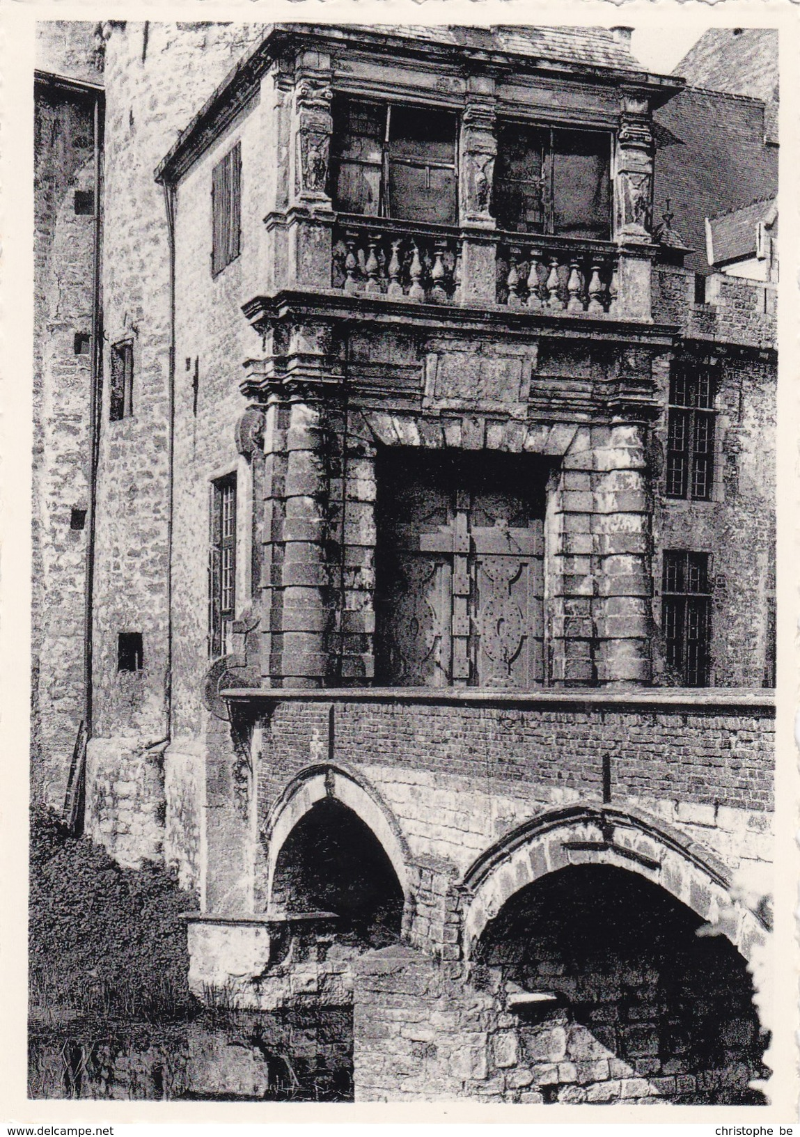 Feodaal Kasteel Van Laarne, Château Féodal De Laarne (pk36328) - Laarne