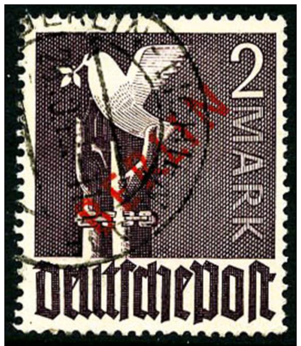 N°1(B)/18(B), Surcharge Rouge, Les 14 Valeurs Oblitérées, Superbe (photo Du N°18(B)) - [5] Berlin