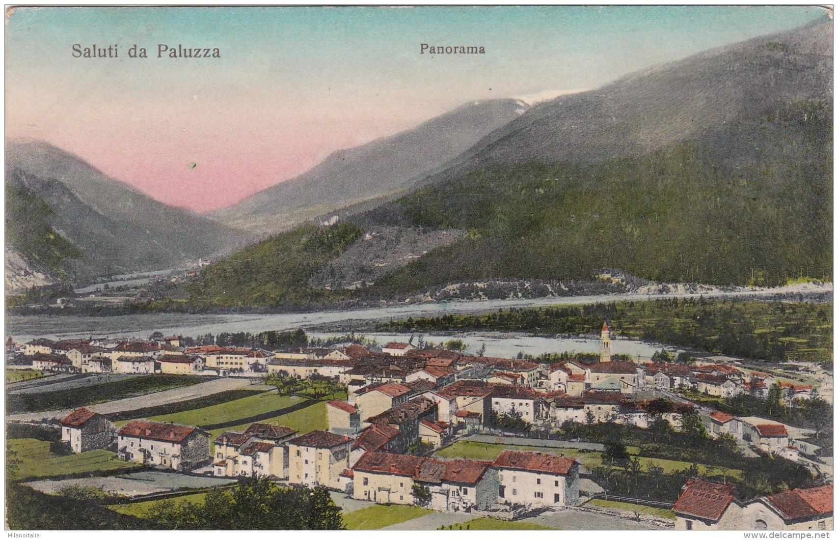 Saluti Da Paluzza - Panorama - Udine
