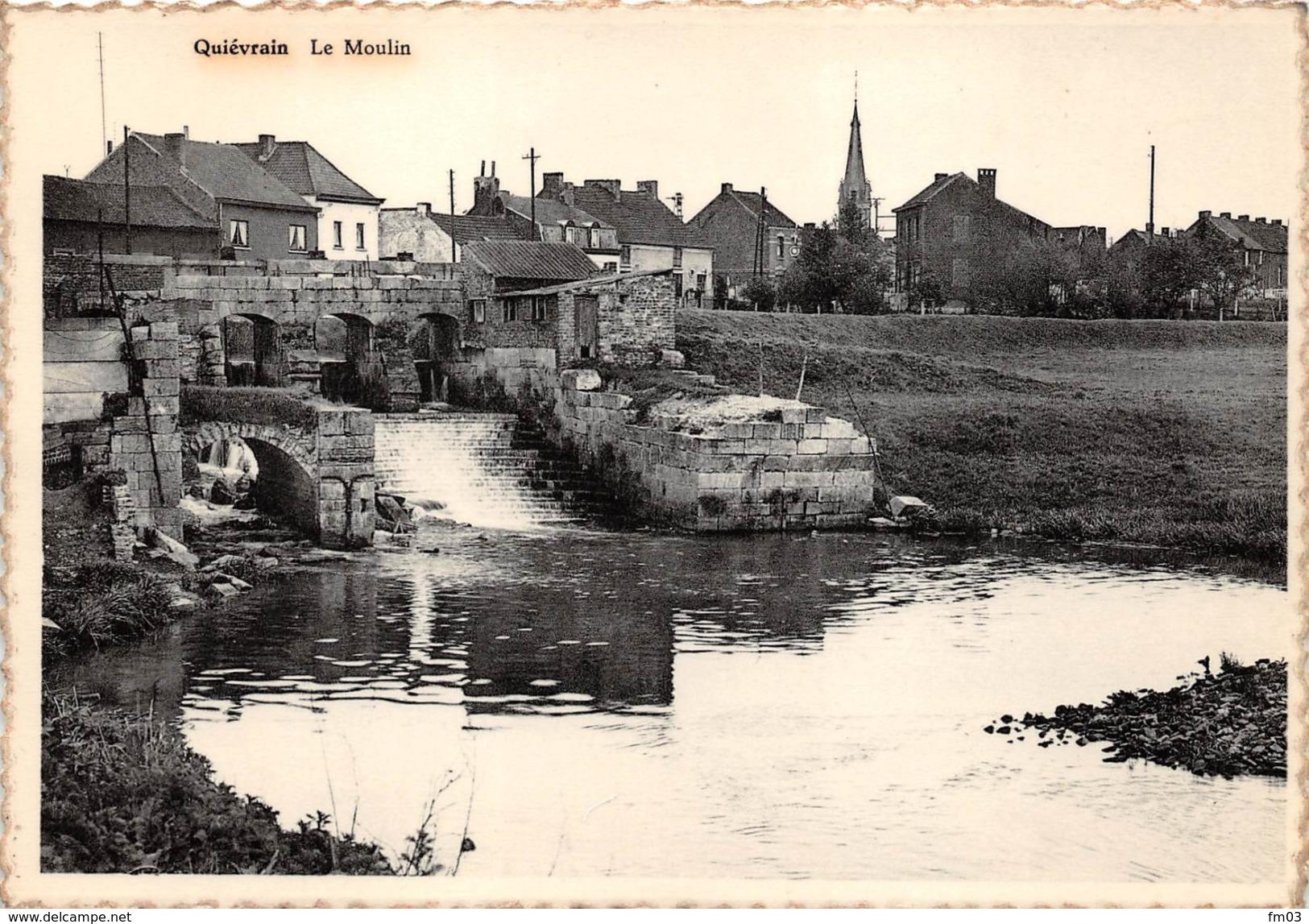 Quiévrain Moulin - Quiévrain