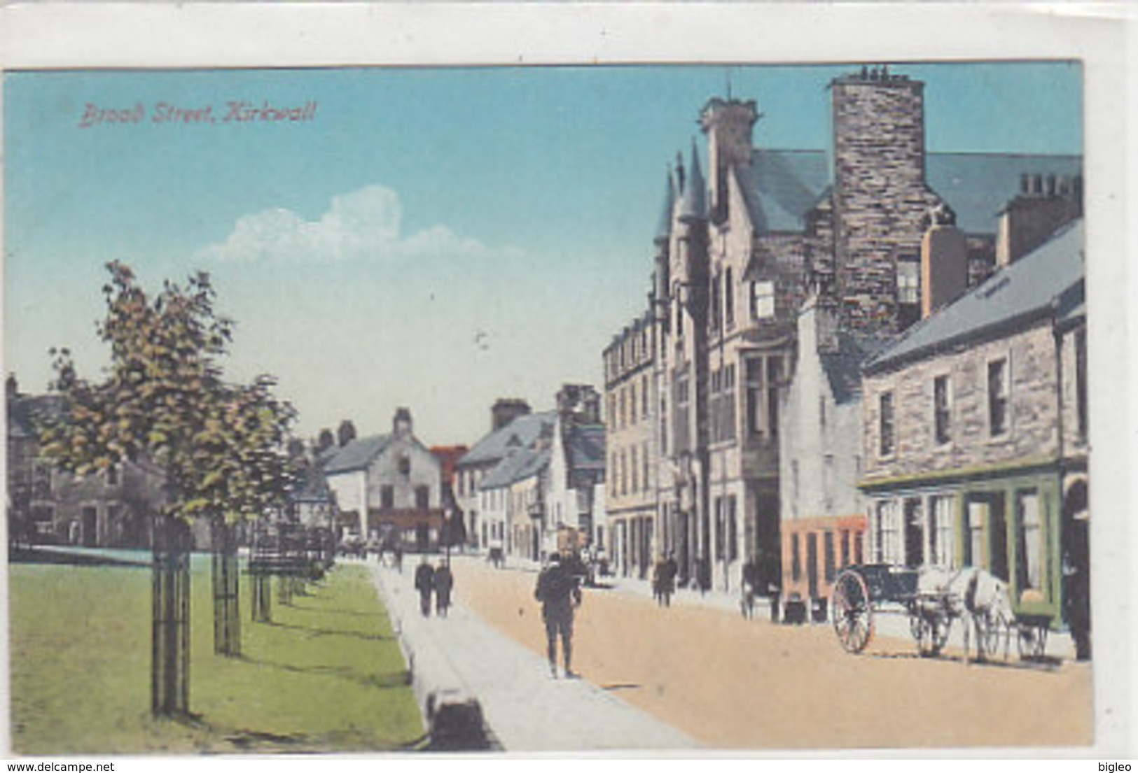 Kirkwall - Broad Street      (A-36-150129) - Other