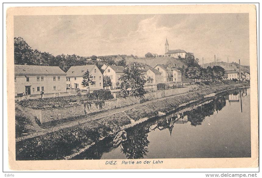 DIEZ  Partie An Der Lahn  écrite - Diez