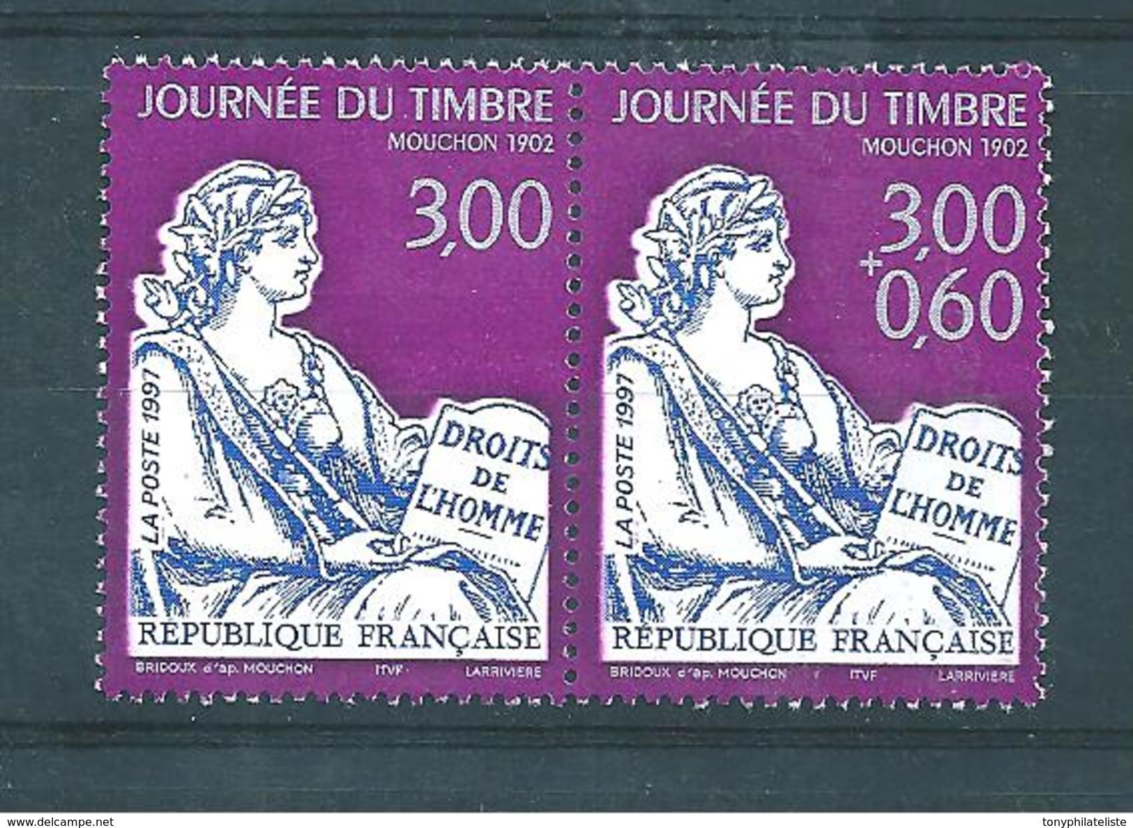 France Timbres De 1997 N°P3052A  Neufs ** - France