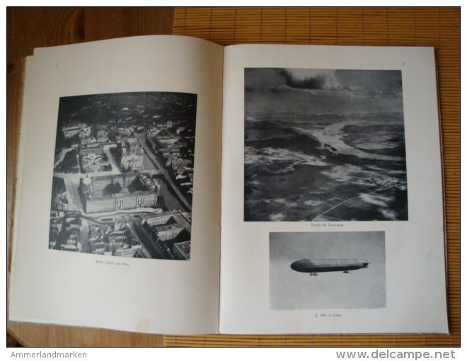 Zeppelin: Mit Z1001 Auf Dem Balkan, Schilderung Der Mannschaft, SELTEN !! - Manuali