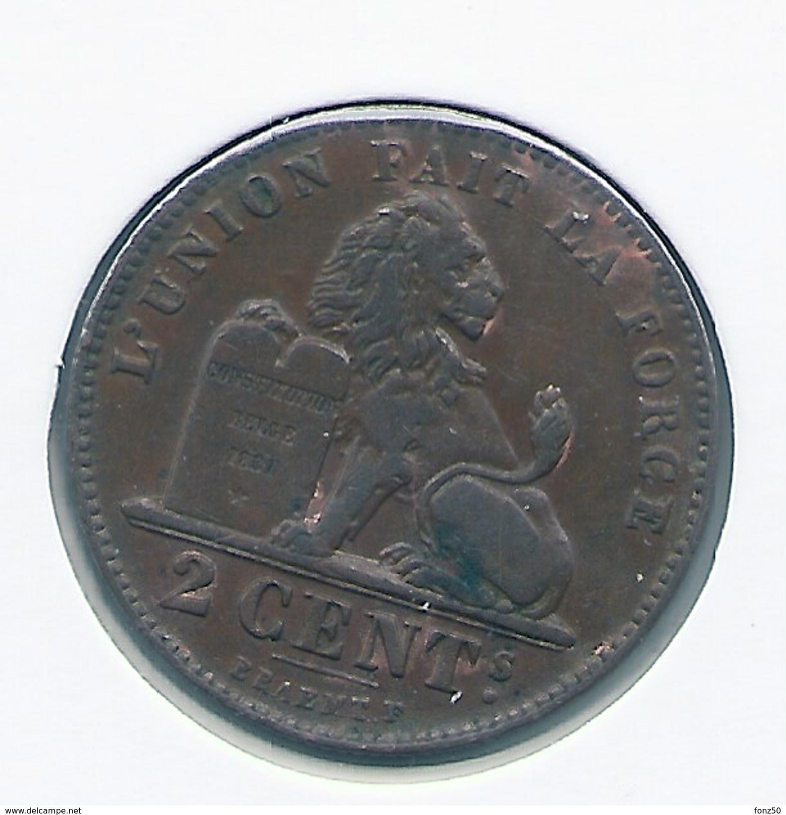2 Cent 1914 Frans * Prachtig * Nr 7711 - 02. 2 Centimes