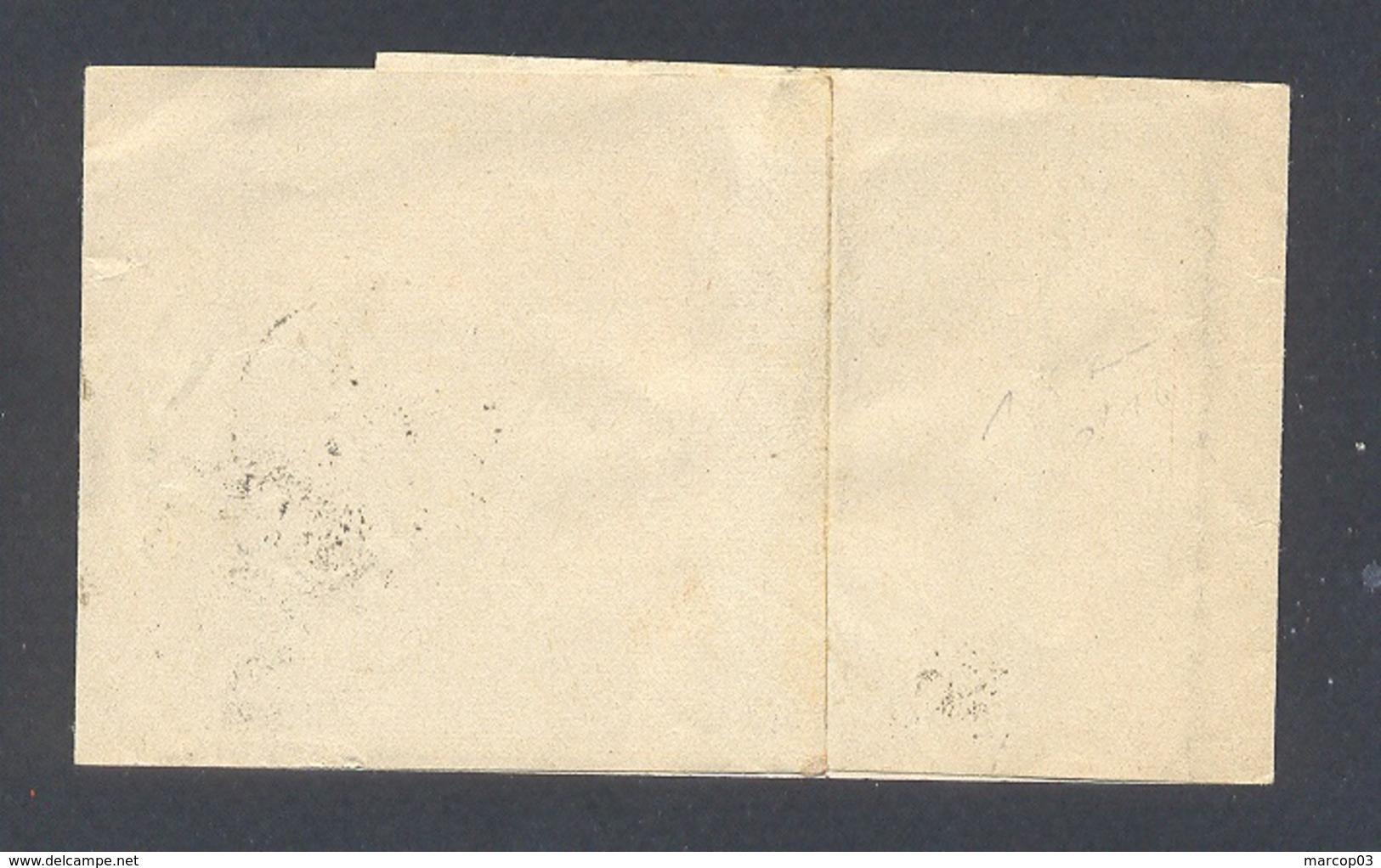 HAUTE PYRENEES 65 LOURDES 2 C Semeuse N° 278 Sur Bande Journal Petite Gironde Du 23/07/1936 TTB - Postmark Collection (Covers)