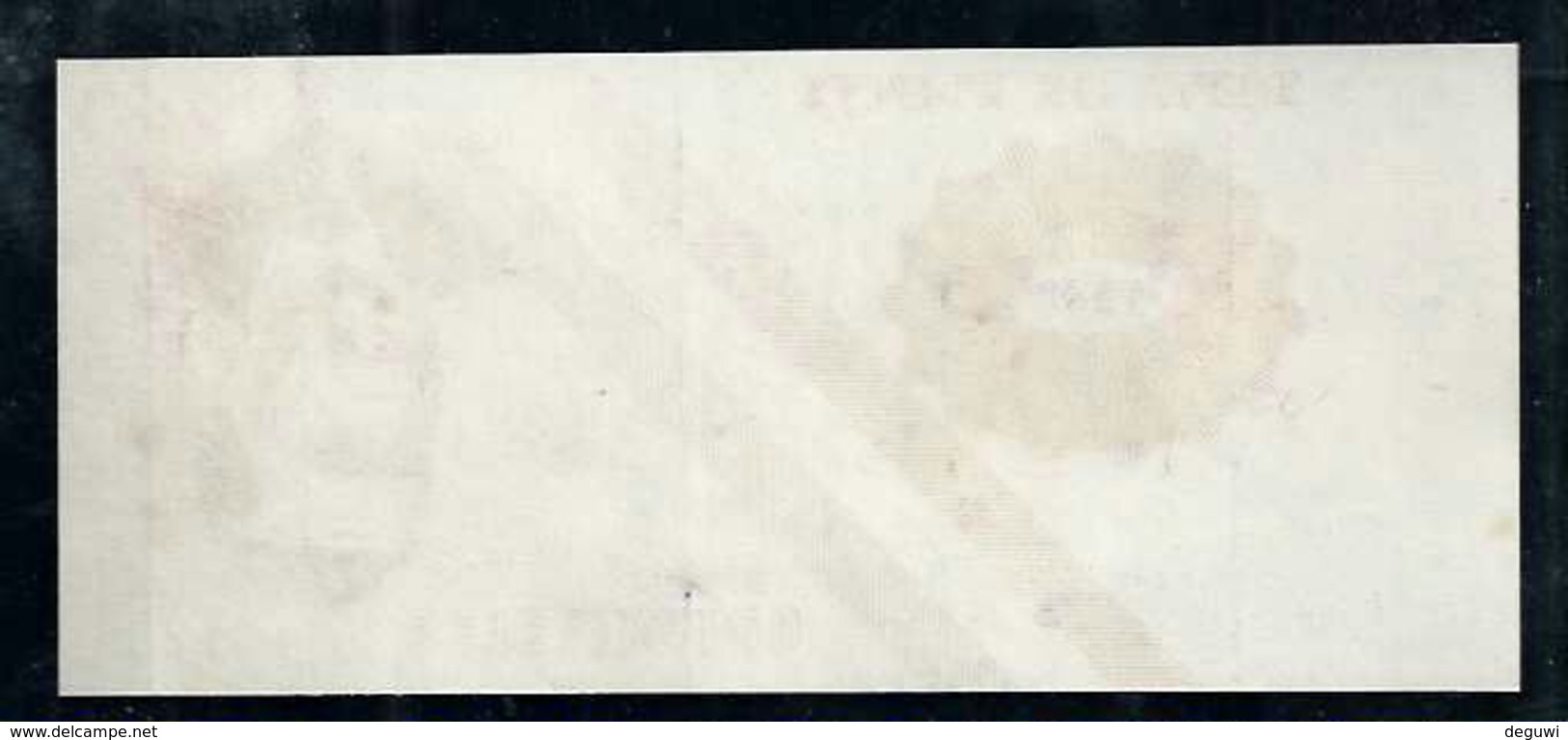 "Werbenote,Test Note ""CENTRAL BANK Of FINLAND, Typ B Green"", Promo Note, UNC-, Uniface - Regno Unito"