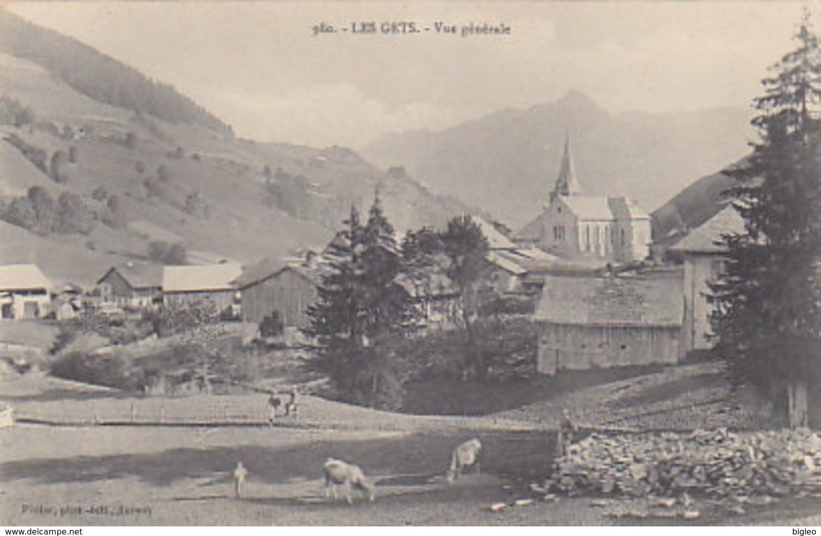 Les Gets - 1905     (A-39-150107) - Les Gets