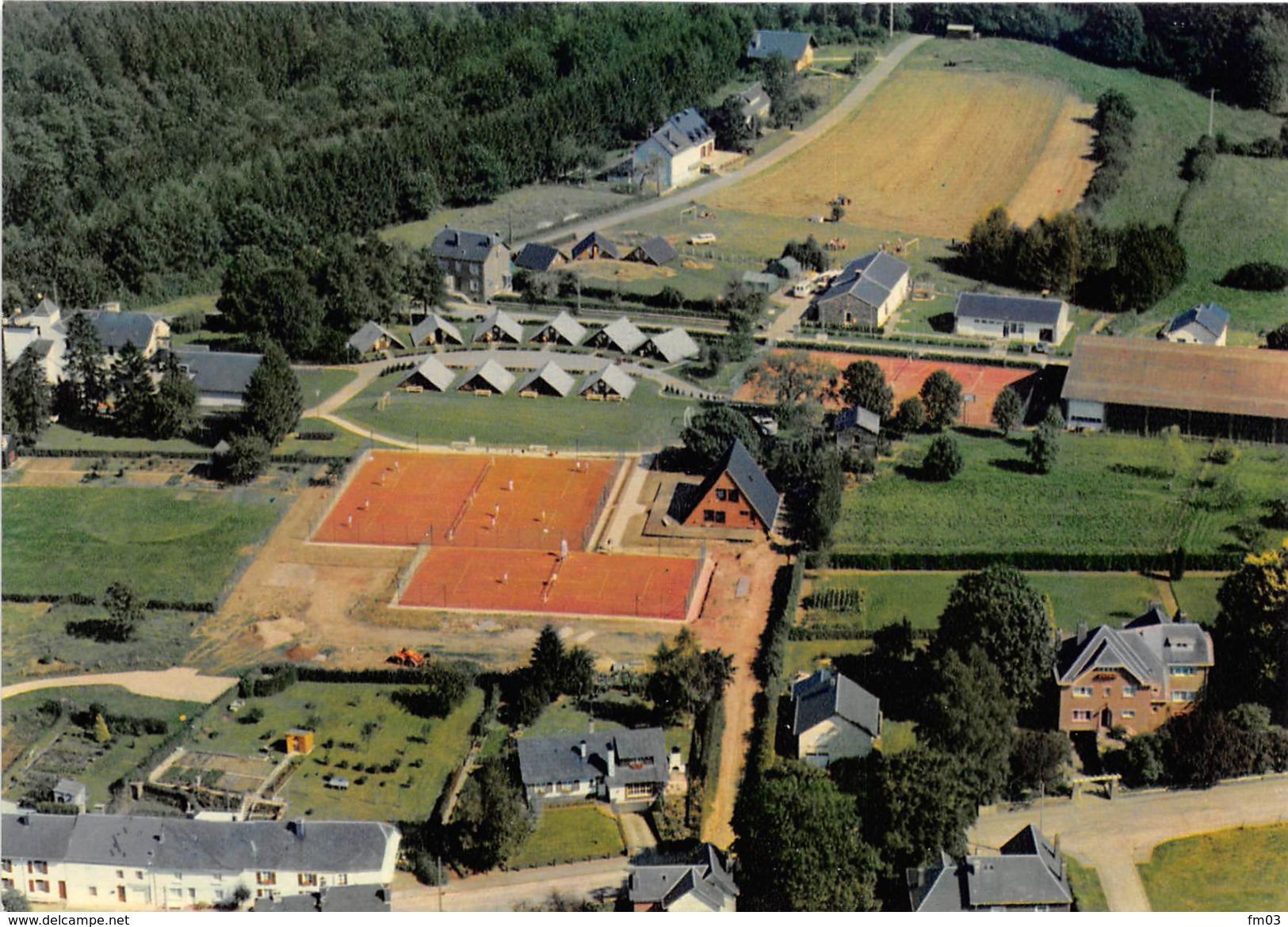 Chiny Centre Du Liry ADEPS Tennis Tirage Plus Ancien - Chiny