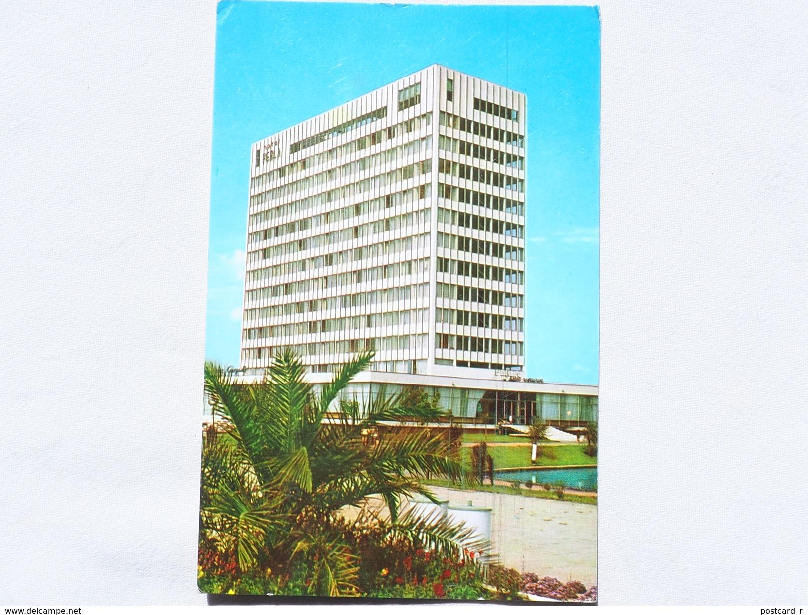 Romania Mamaia Hotel Perla Stamp 1967   A 133 - Romania