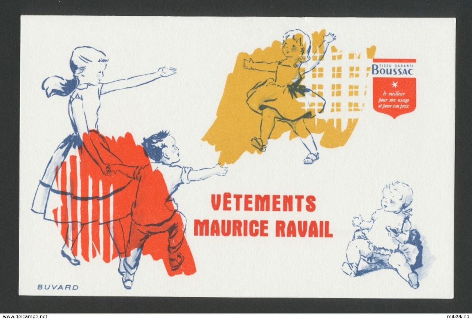Buvard - BOUSSAC - VETEMENTS MAURICE RAVAIL - Textile & Vestimentaire