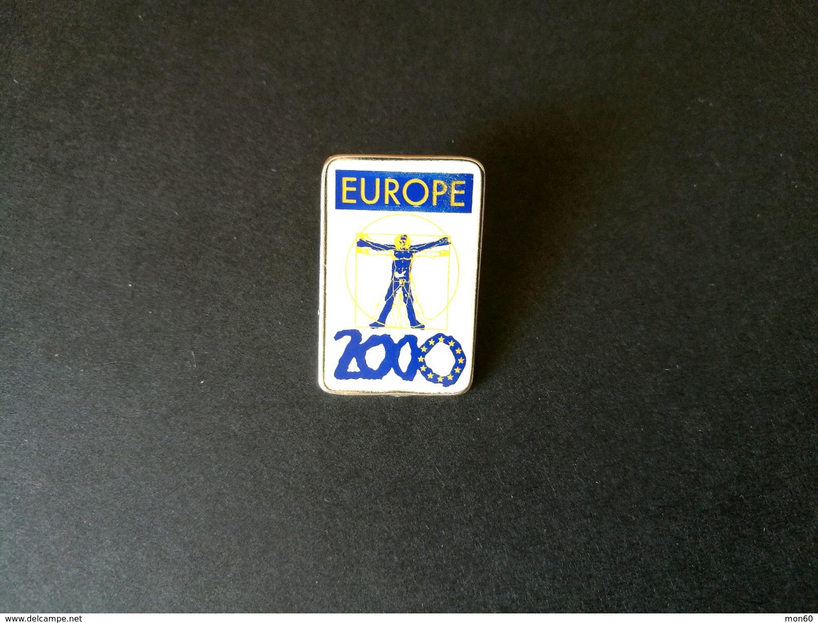 Pin Europa 2000 -P494 - Pin's